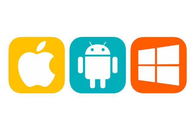 windows-apple-android-logos